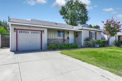 Sacramento CA Single Family Home For Sale: $347,000