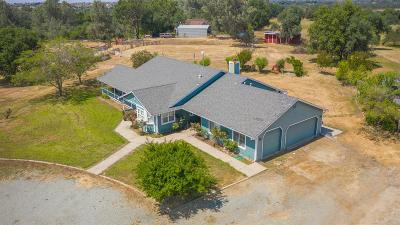 Valley Springs Single Family Home For Sale: 5211 Oak Hollow Road