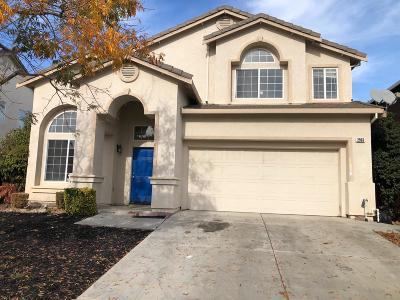 Tracy CA Single Family Home For Sale: $488,888