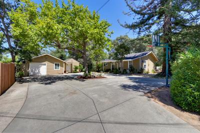 Placer County Single Family Home For Sale: 4451 Circuit Court