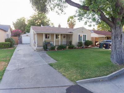 Modesto Single Family Home For Sale: 533 Esgar Avenue