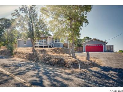 Copperopolis Single Family Home For Sale: 2784 Bow Dr