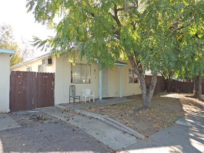 Sacramento CA Multi Family Home For Sale: $250,000