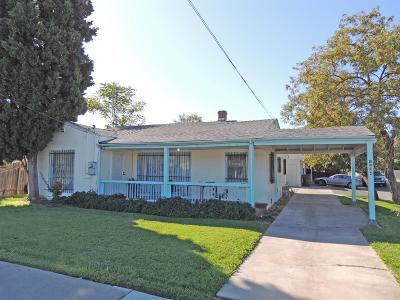 Sacramento Single Family Home For Sale: 1204 Grand Avenue
