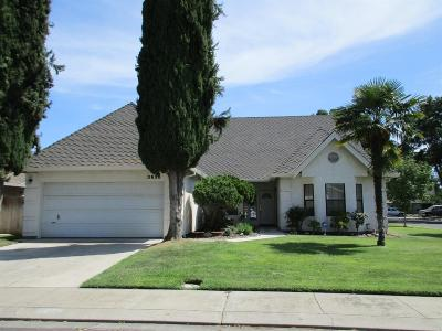Modesto Single Family Home For Sale: 3936 Felton Way