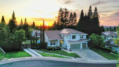 Placer County Single Family Home For Sale: 5908 Percheron Court