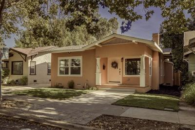 Sacramento Single Family Home For Sale: 2015 Sloat Way