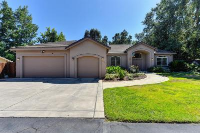 Carmichael Single Family Home For Sale: 5444 Agapi Lane