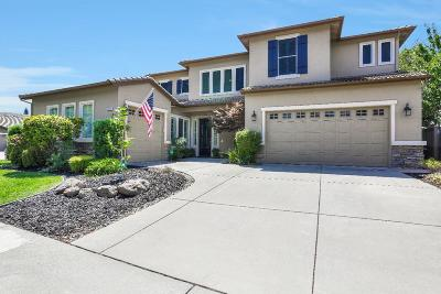 Folsom Single Family Home For Sale: 1116 Sandwick Way