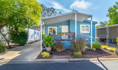 Rocklin Mobile/Manufactured For Sale: 5451 Lakes End Drive