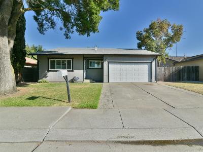 Stockton Single Family Home For Sale: 1643 Christina Avenue