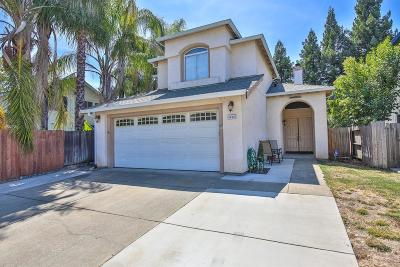 Antelope, Citrus Heights Single Family Home For Sale: 4856 Lonestar Way