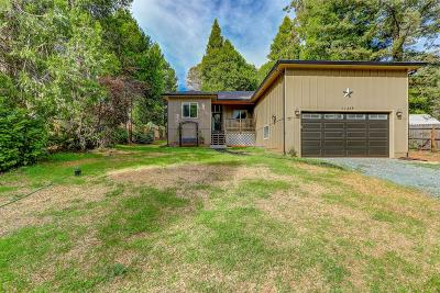 Grass Valley Single Family Home For Sale: 11338 Butler Road