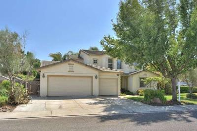 Manteca Single Family Home For Sale: 2452 Milano Court