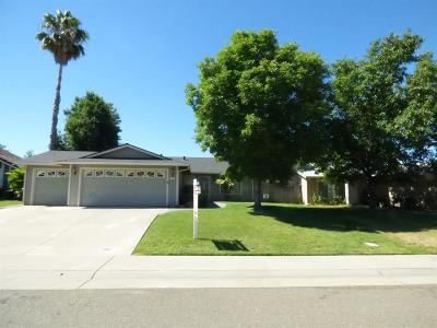 Antelope, Citrus Heights Single Family Home For Sale: 8641 Meandering Way