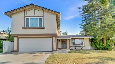 Tracy Single Family Home For Sale: 1600 Bondy Lane