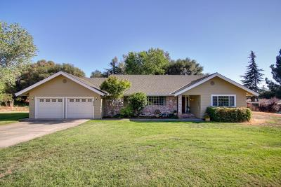Placer County Single Family Home For Sale: 6900 Country Court