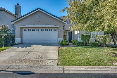Stockton Single Family Home For Sale: 3804 Bridlewood Circle