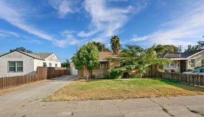 Stockton Single Family Home For Sale: 2074 Michigan Avenue