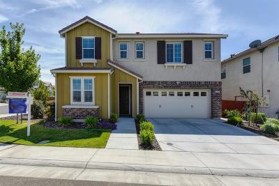 Rocklin CA Single Family Home For Sale: $562,500