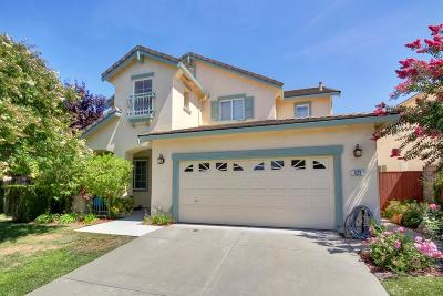 West Sacramento Single Family Home For Sale: 623 Watercolor Lane