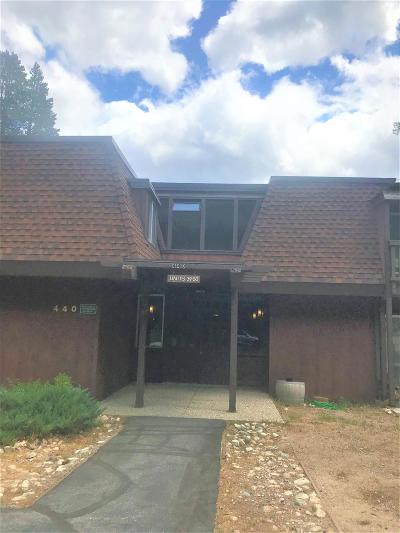 Placer County Condo For Sale: 440 Squaw Peak Road #40
