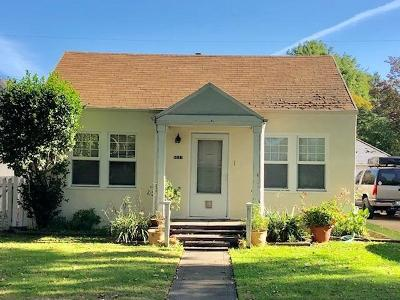 Single Family Home For Sale: 5133 U Street
