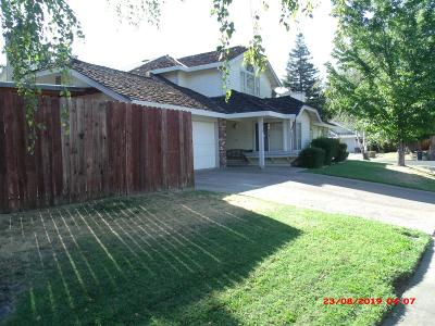 Elk Grove Single Family Home For Sale: 9470 Kirkcady Dr