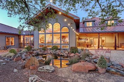 Single Family Home For Sale: 5060 Garden Bar Road