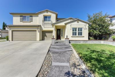 West Sacramento Single Family Home For Sale: 3750 Castaic Court