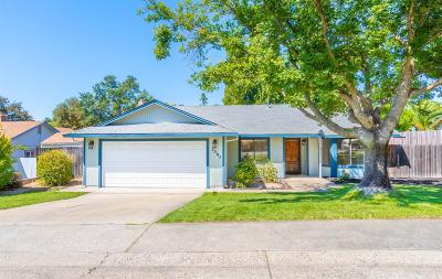 Antelope, Citrus Heights Single Family Home For Sale: 7307 Yarrow Way