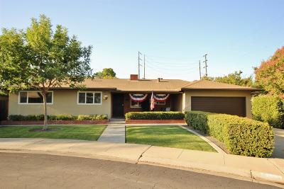 Modesto Single Family Home For Sale: 820 Barham Court