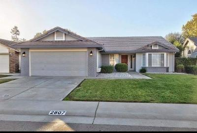 Antelope, Citrus Heights Single Family Home For Sale: 2807 Tourmaline Way