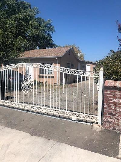 Stockton Single Family Home For Sale: 5051 Ardelle Avenue