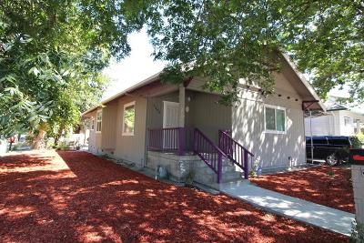 Stockton Single Family Home For Sale: 1405 East Roosevelt Street
