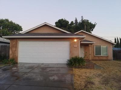 Stockton Single Family Home For Sale: 326 Howard