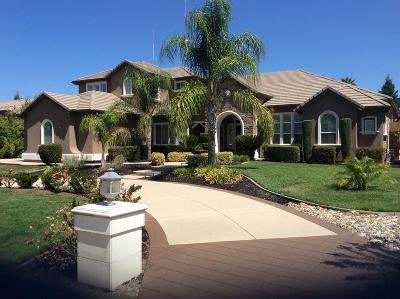 Granite Bay Single Family Home For Sale: 8070 Chestnut Court