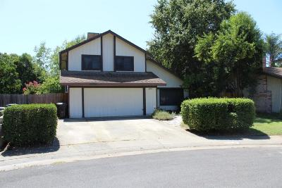 Rancho Cordova Single Family Home For Sale: 10076 Fraser River Court