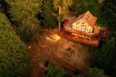 Wilseyville Single Family Home For Sale: 4345 Lynn Boulevard