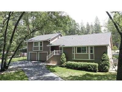Grass Valley Single Family Home For Sale: 10388 Kenwood Drive