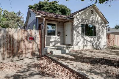 North Highlands Single Family Home For Sale: 5420 Rockwell Road