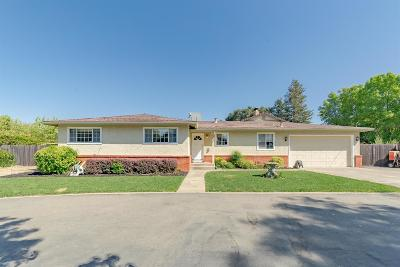 Granite Bay Single Family Home For Sale: 5837 Eureka Road