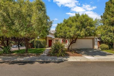 Davis Single Family Home For Sale: 2503 Sloan Street