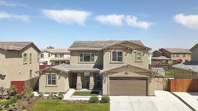 Manteca Single Family Home For Sale: 215 Pierre Drive