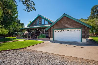 Valley Springs Single Family Home For Sale: 8302 Center Drive