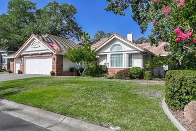 Rancho Murieta Single Family Home For Sale: 6424 Puerto Drive