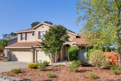 Rancho Murieta Single Family Home For Sale: 7450 Callaway Drive