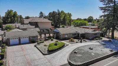 Carmichael Single Family Home For Sale: 6100 Stanley Avenue