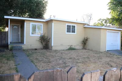 Stockton Single Family Home Contingent: 2409 Phelps Street