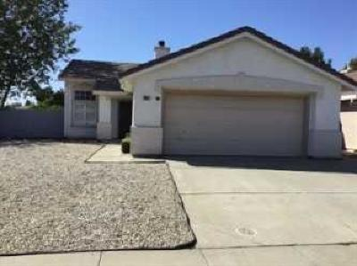 Rancho Cordova Single Family Home Contingent: 10691 Basie Way
